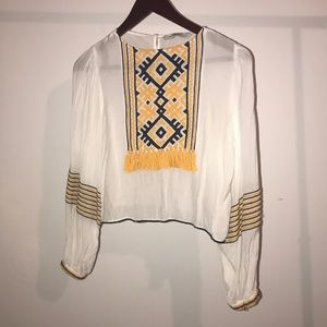 Boho Zara blouse
